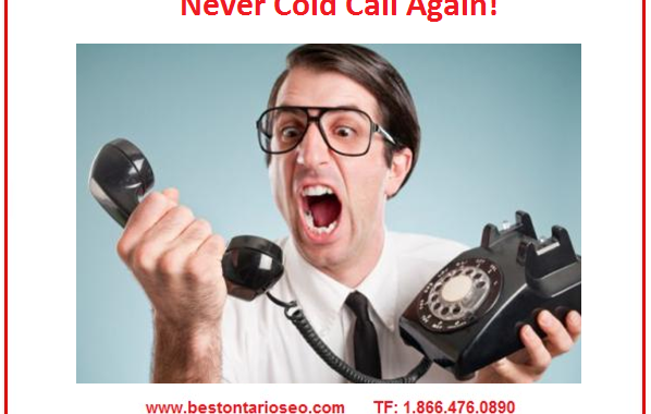 best ontario seo never cold call again